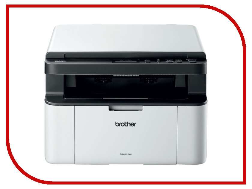 МФУ Brother DCP-1510R мфу лазерное brother dcp 1510r