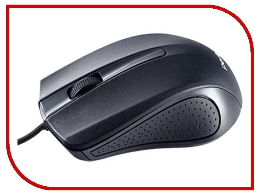 Мышь проводная Perfeo PF-353-OP-B Black<br>