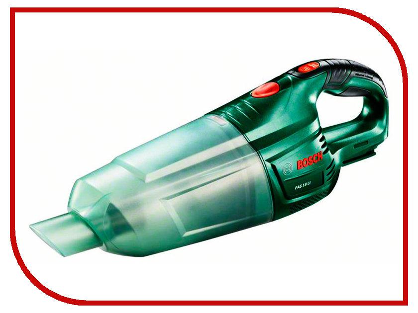 Пылесос Bosch PAS 18 LI 06033B9001 bosch pas 18 li set