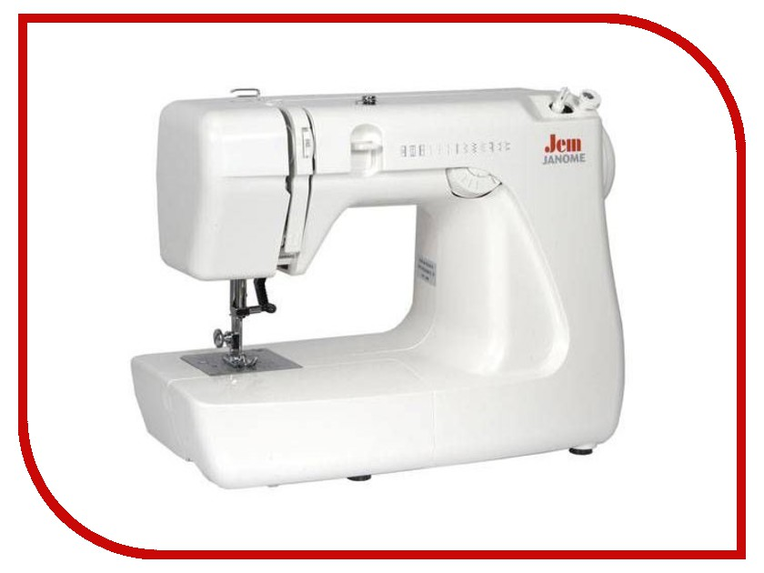 Швейная машинка Janome Jem швейная машинка janome dc 2030