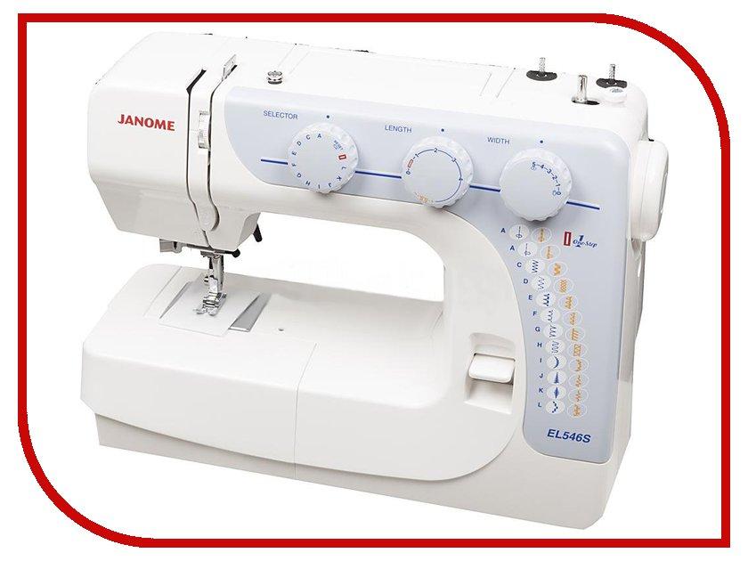 Швейная машинка Janome EL546S<br>