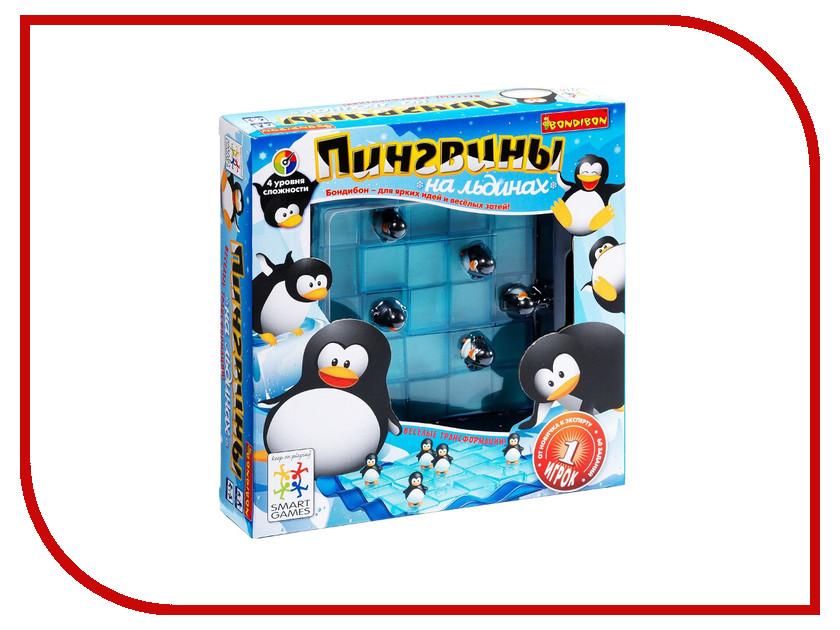 Головоломка Bondibon Пингвины на льдинах BB0851 SG 155 RU стоимость