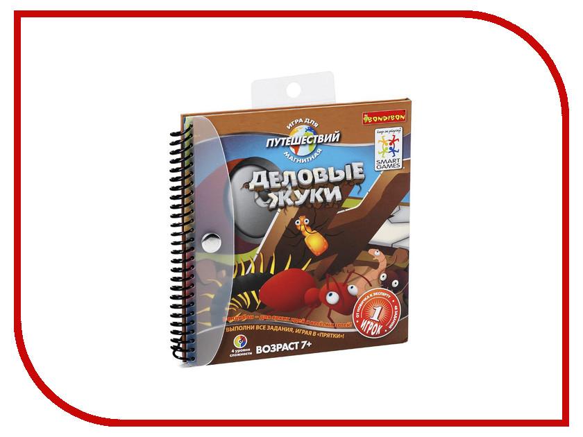 Настольная игра Bondibon Деловые Жуки BB0885 SGT 230 RU<br>