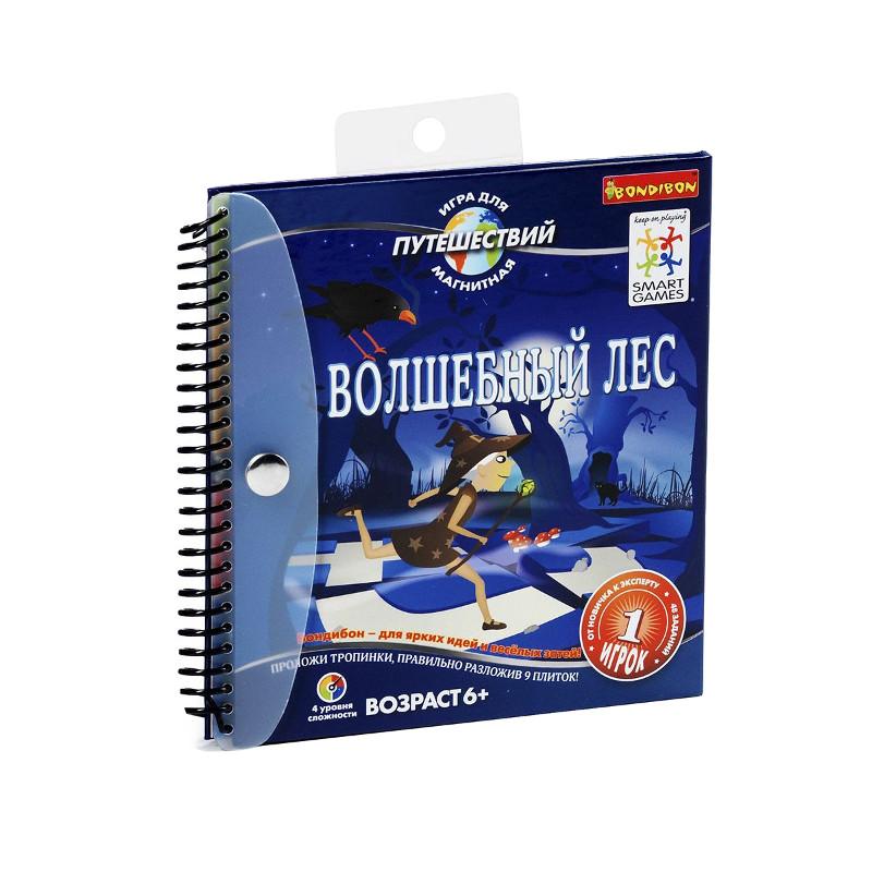 Настольная игра Bondibon Волшебный Лес BB0886 SGT 210 RU александр григорьев волшебныйлес сказка