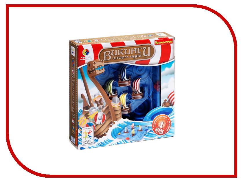 Настольная игра Bondibon Викинги BB0940 SG 530 RU<br>