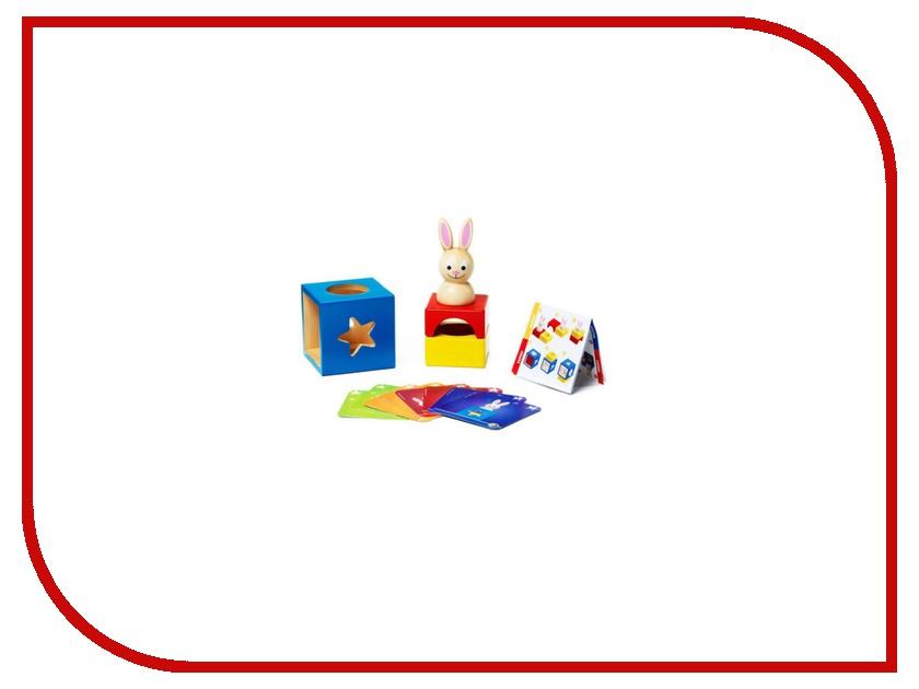Головоломка Bondibon Застенчивый Кролик BB0947 SG 017 RU головоломки bondibon логическая игра bondibon северный полюс экспедиция арт sg 205 ru