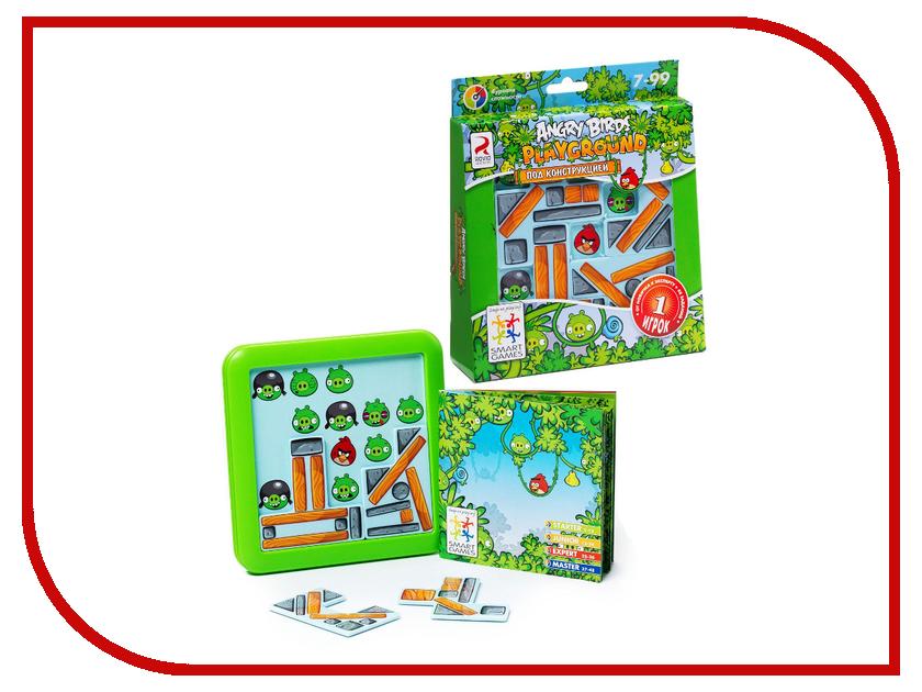 Настольная игра Bondibon Angry Birds Playground Ф48269 SG AB 470 RU<br>