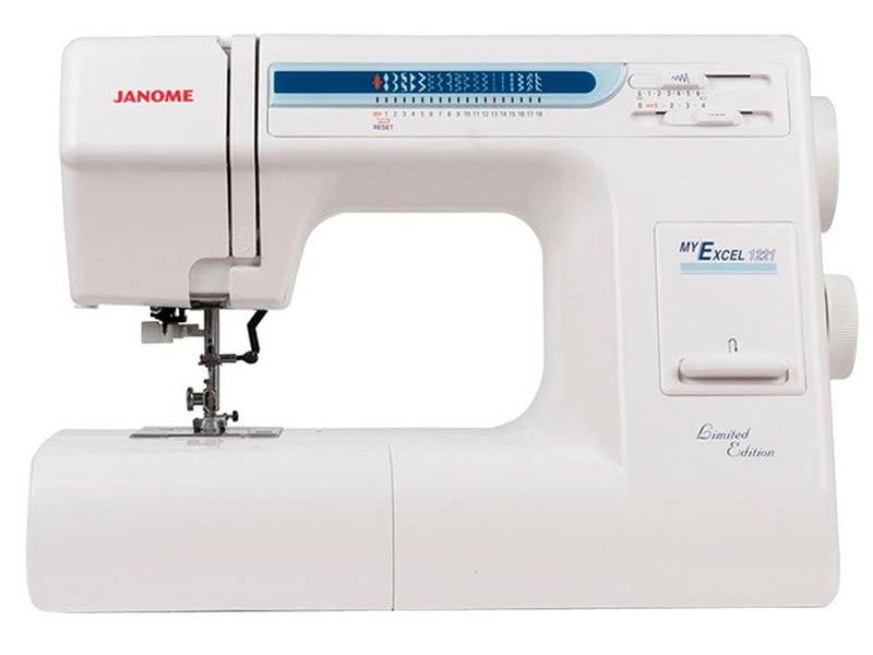 Швейная машинка Janome My Excel 18W / 1221