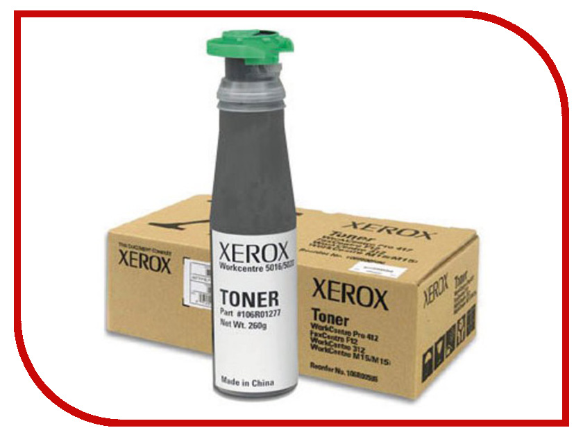 Картридж Xerox 106R01277 для WorkCentre 5016 / 5020