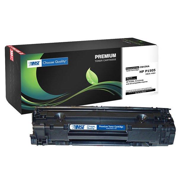 Картридж MSE CB436A для LaserJet P1505 / M1522
