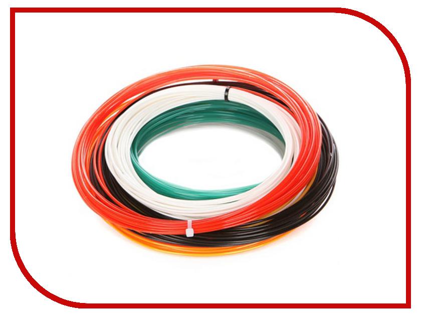 Аксессуар Spider Box / Authentiq №9 PLA-пластик 9 Цветов по 10 метров<br>