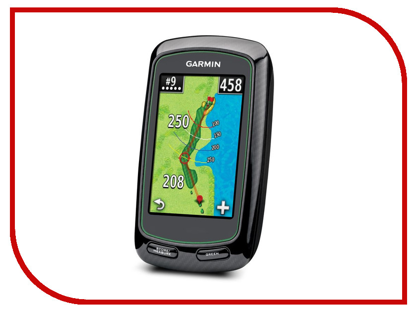 GPS-туристический Garmin Approach G6 эхолоты garmin эхолот striker 4 worldwide