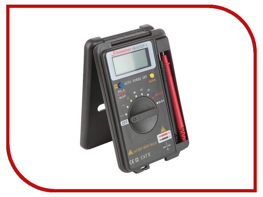 Мультиметр Sinometer NB4000P/4 детектор sinometer ts 72