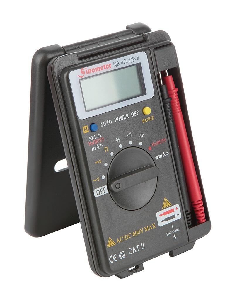 Мультиметр Sinometer NB4000P/4<br>