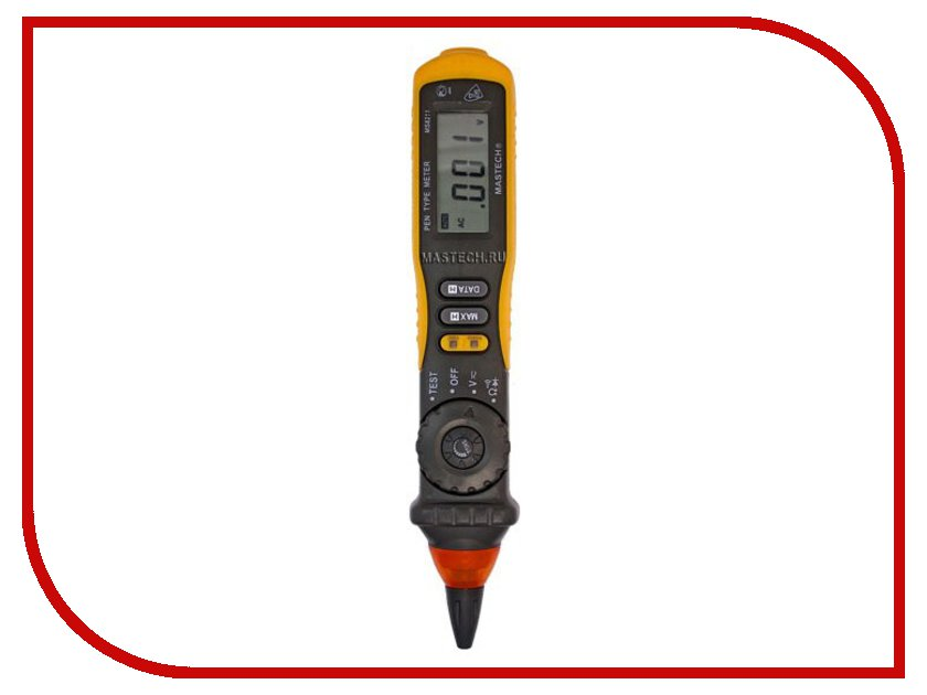 Мультиметр Mastech MS8211 m046 new laser guide ultrasonic distance measure range finder 15m mastech ms6450