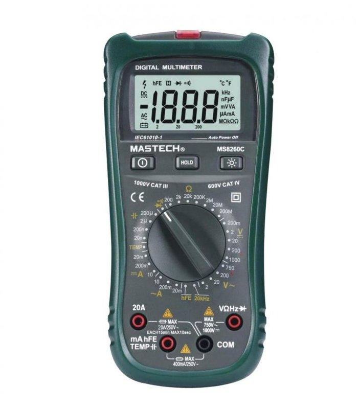 Мультиметр Mastech MS8260C<br>