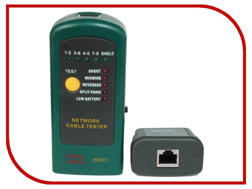 Тестер Mastech MS6811 тестер напряжения meet ms 48m