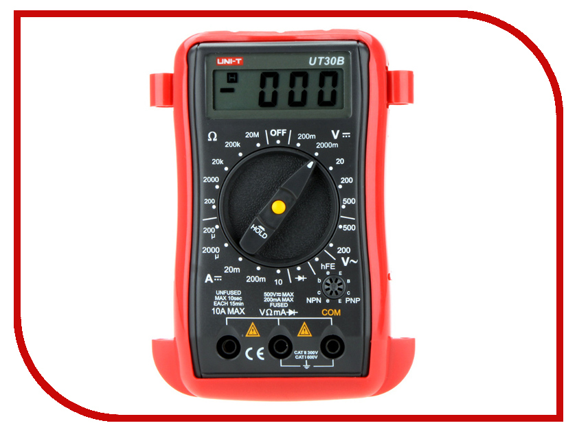 Мультиметр UNI-T UT30B<br>