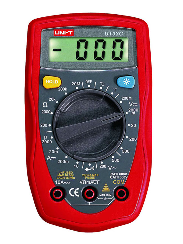 Мультиметр UNI-T UT33C