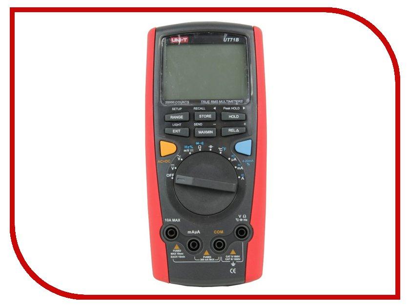 Мультиметр UNI-T UT71B мультиметр uni t uni t ut71b alicate amperimetro ac dc