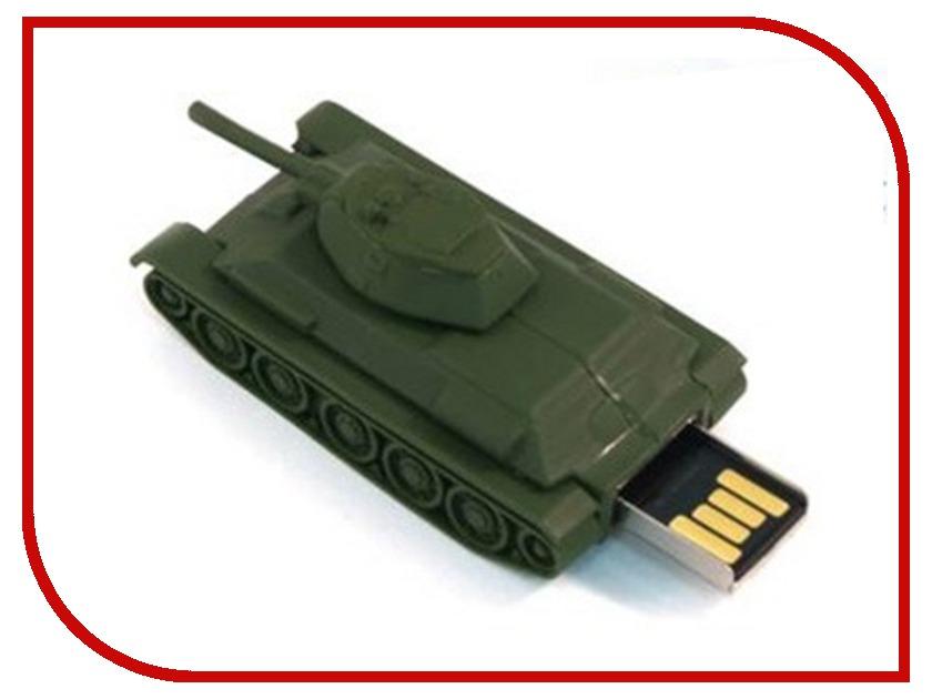 USB Flash Drive 4Gb - Союзмультфлэш Т34-76 FM4WR3.16<br>