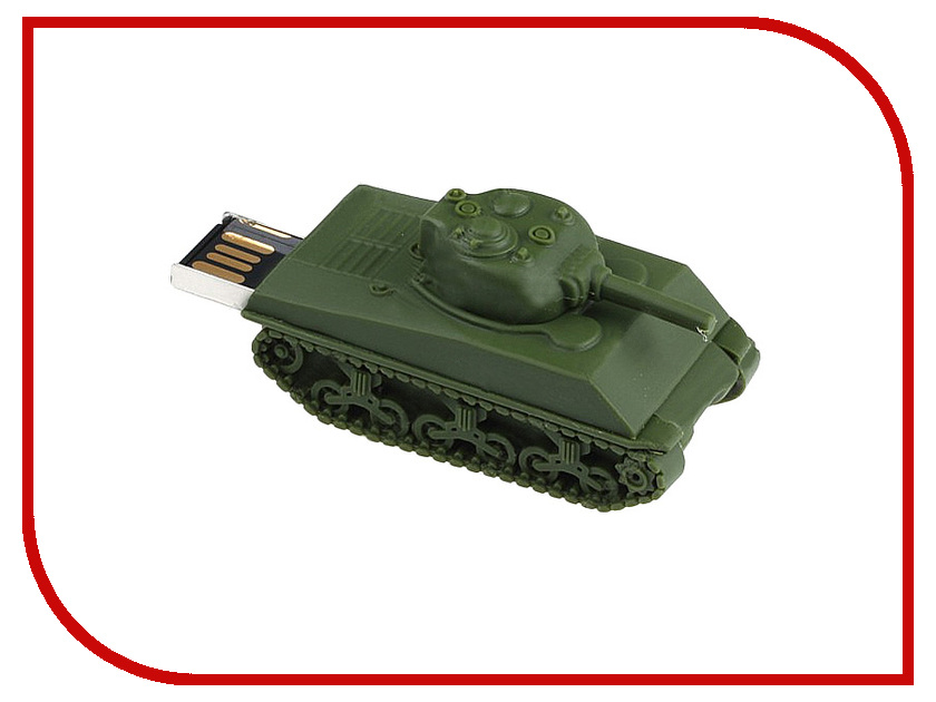 USB Flash Drive 4Gb - Союзмультфлэш Шерман FM4WR3.43<br>