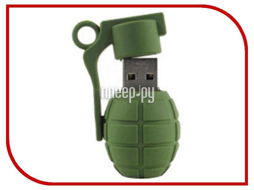USB Flash Drive 16Gb - Союзмультфлэш Граната FM16WR2.40<br>
