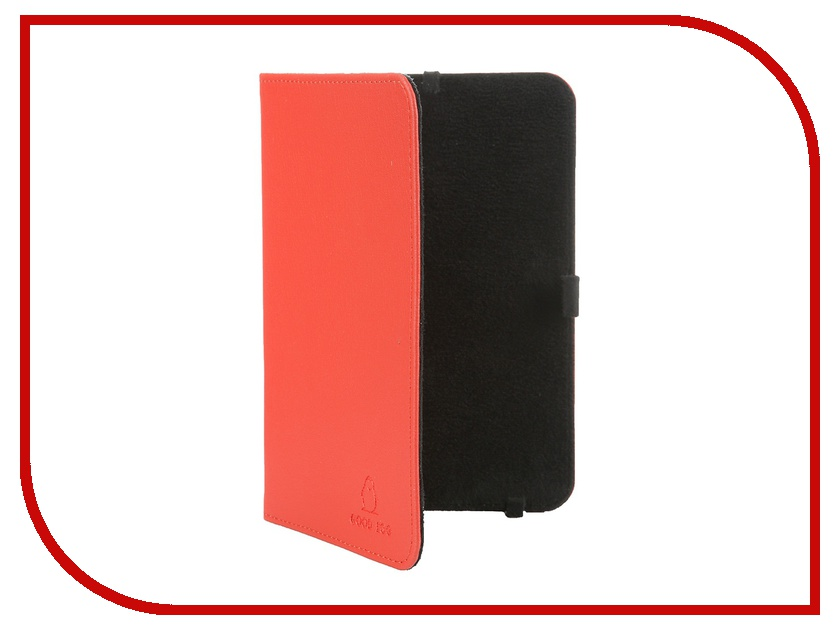 Аксессуар Чехол Good Egg for Pocketbook 614/624/626/640 Lira эко кожа Red GE-PB624LIR2210