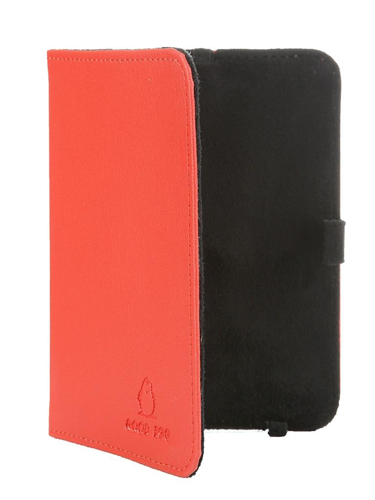 Аксессуар Чехол for Pocketbook 515 Good Egg Lira Red GE-PB515LIR2210