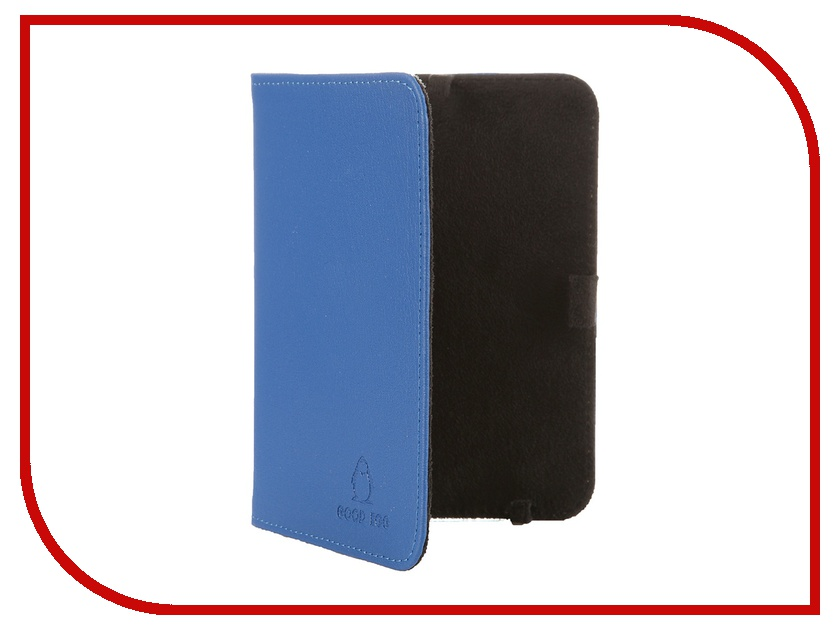 ��������� ����� for Pocketbook 515 Good Egg Lira Blue GE-PB515LIR2227