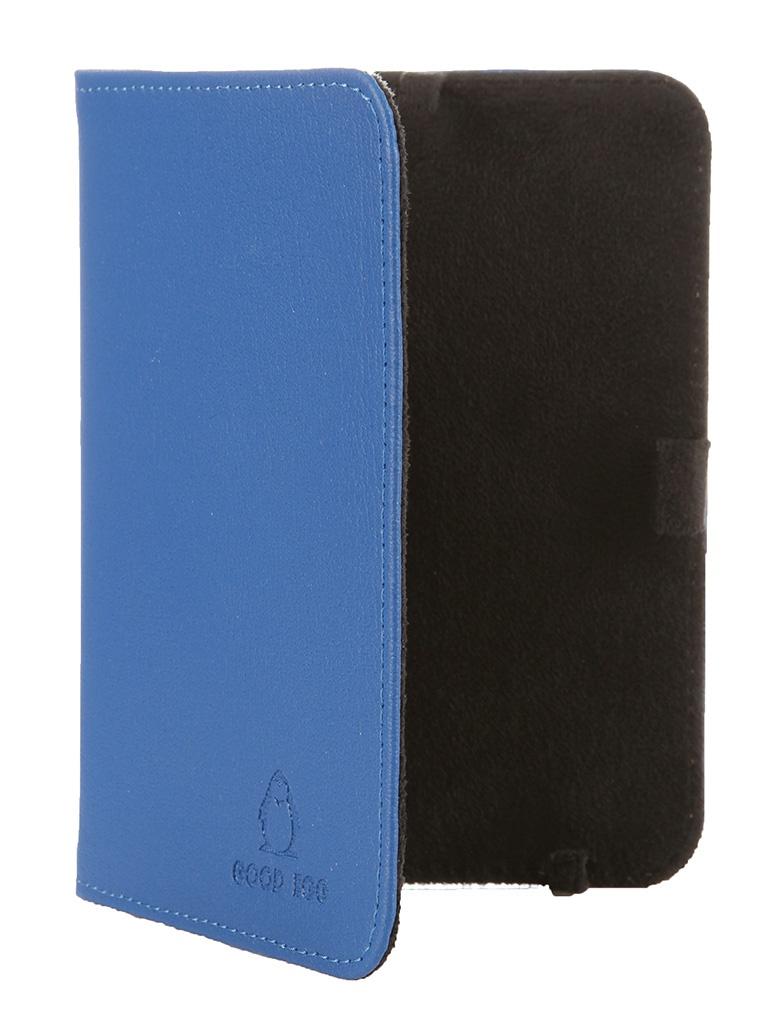 Аксессуар Чехол for Pocketbook 515 Good Egg Lira Blue GE-PB515LIR2227