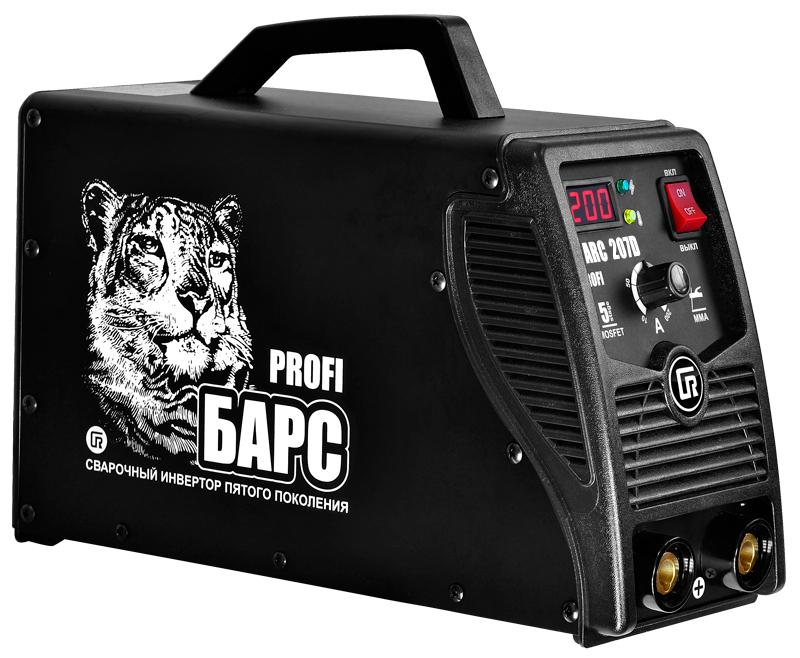 цена на Сварочный аппарат БАРС Profi ARC-207 D
