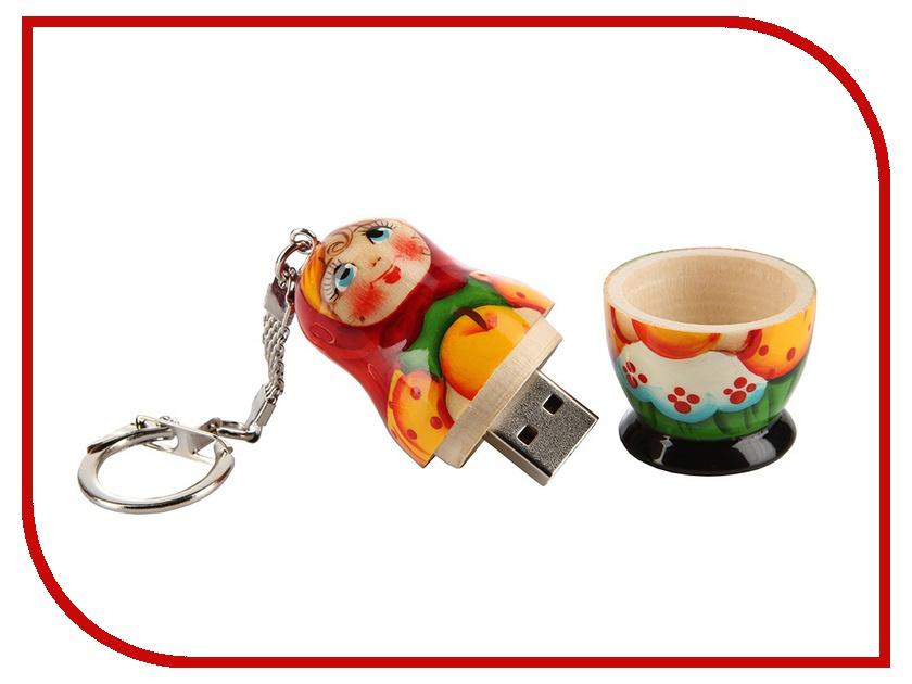USB Flash Drive 8Gb - Союзмультфлэш Матрешка FM8RUS7.10.08<br>