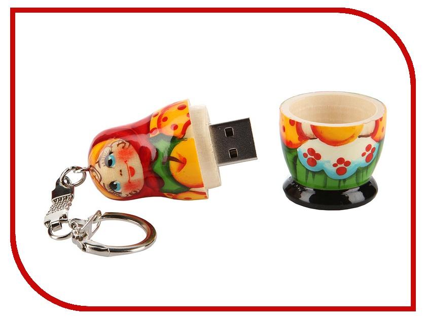 USB Flash Drive 16Gb - Союзмультфлэш Матрешка FM16RUS7.10.08<br>