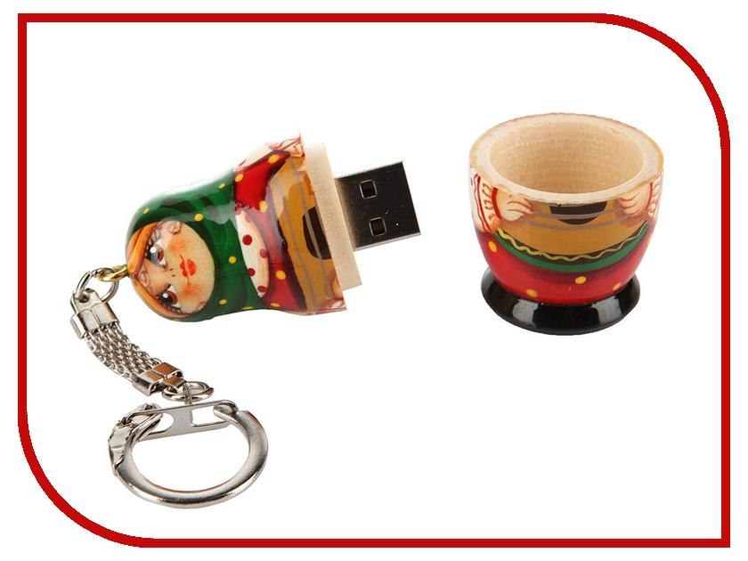 USB Flash Drive 16Gb - Союзмультфлэш Матрешка FM16RUS7.10.09<br>