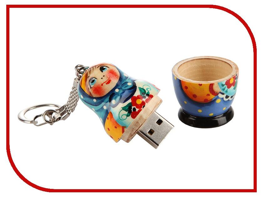 USB Flash Drive 8Gb - Союзмультфлэш Матрешка FM8RUS7.10.12<br>