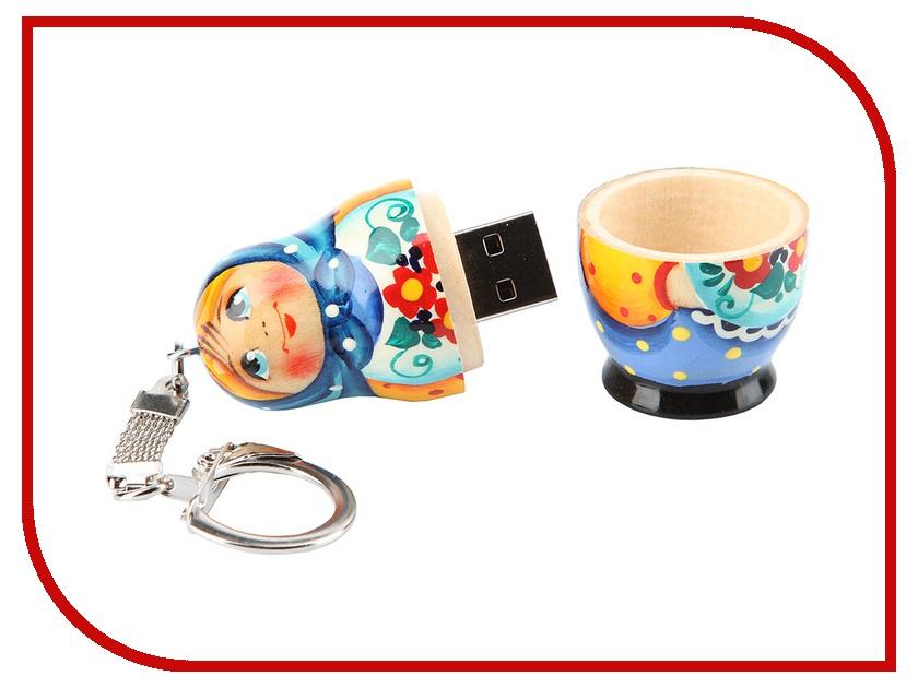 USB Flash Drive 16Gb - Союзмультфлэш Матрешка FM16RUS7.10.12<br>