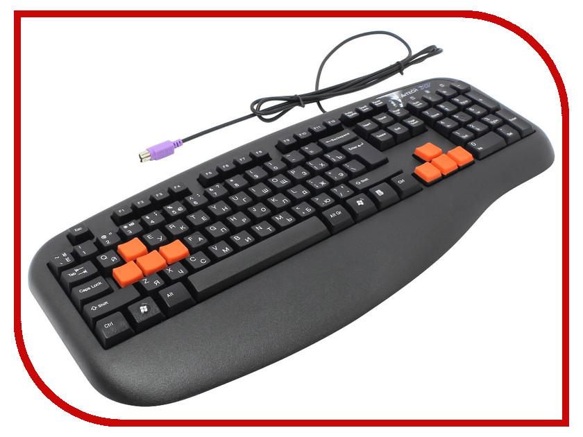Клавиатура A4Tech G600 PS/2<br>