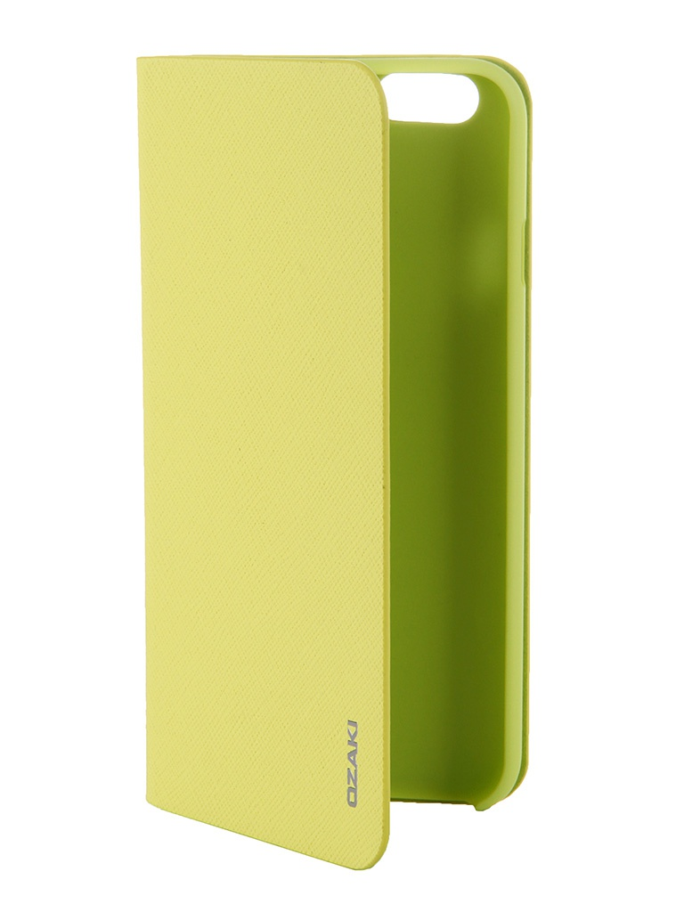 Аксессуар Чехол Ozaki O!Coat 0.3+ Folio для iPhone 6 OC558WS