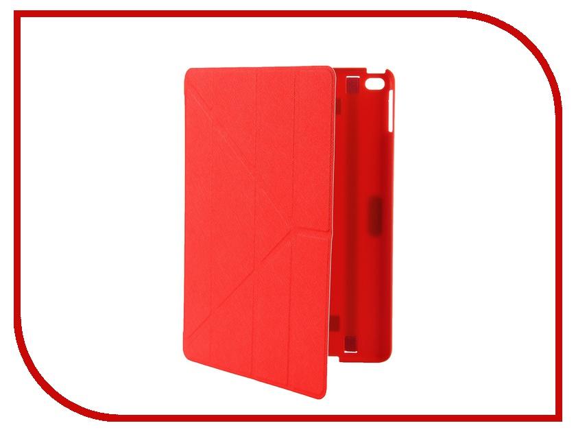 Аксессуар Чехол Ozaki O!Coat Slim-Y для iPad Air 2 Red OC118RD<br>