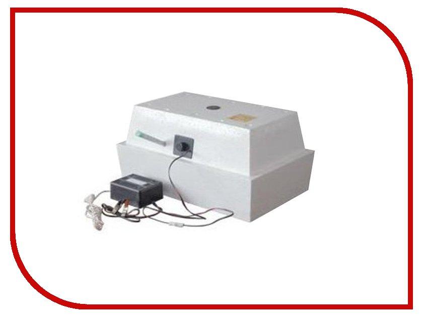 Инкубатор Золушка (100 яиц, ручной поворот, 220В / 12В)<br>