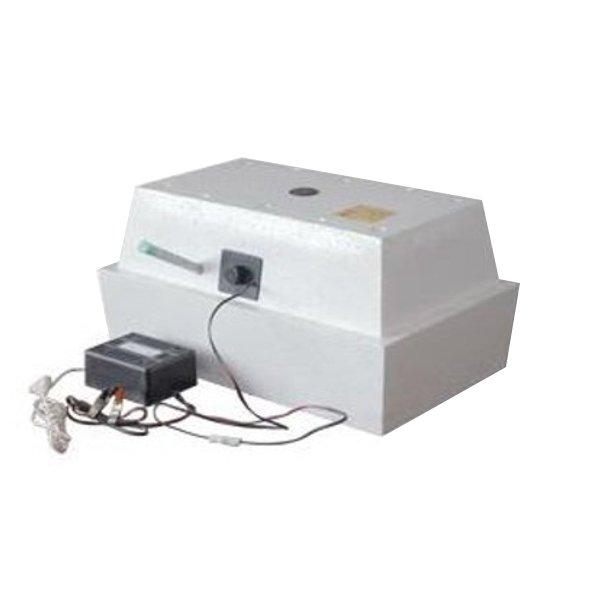 Инкубатор Золушка (100 яиц, ручной поворот, 220В / 12В)