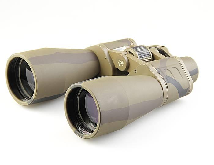 Бинокль Veber Classic БПЦ 30x60 VR Camouflage