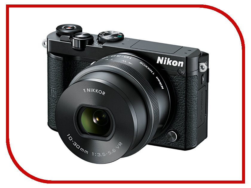 Zakazat.ru: Фотоаппарат Nikon 1 J5 Kit 10-30 mm F/3.5-5.6 VR PD-Zoom Black