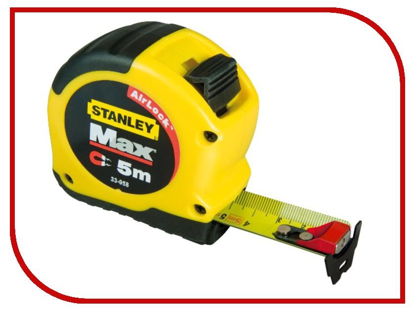 Рулетка Stanley Max 0-33-958