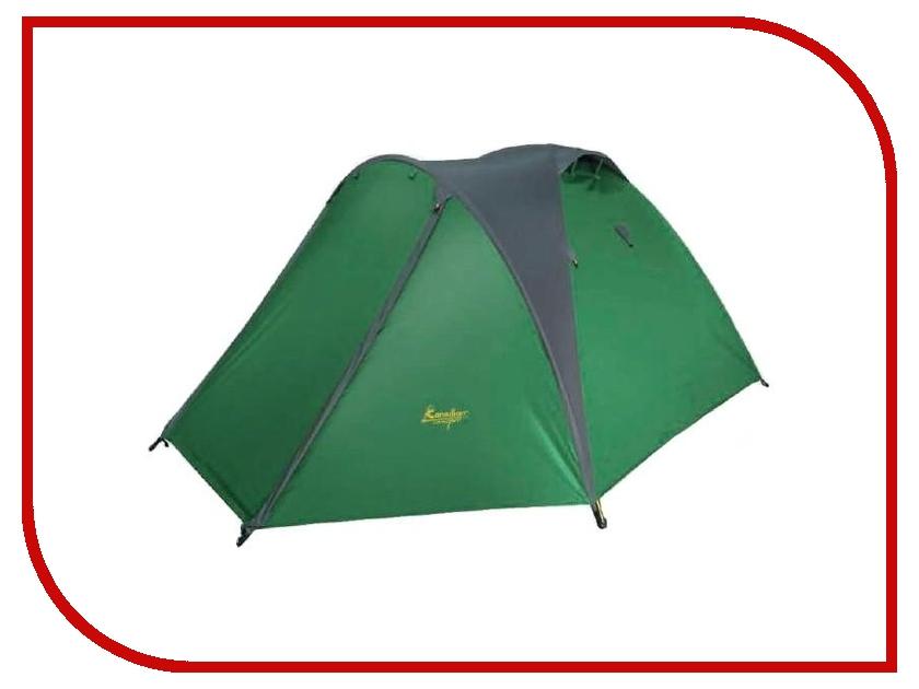 Палатка Canadian Camper Explorer 3 AL Green3-х местные<br><br>