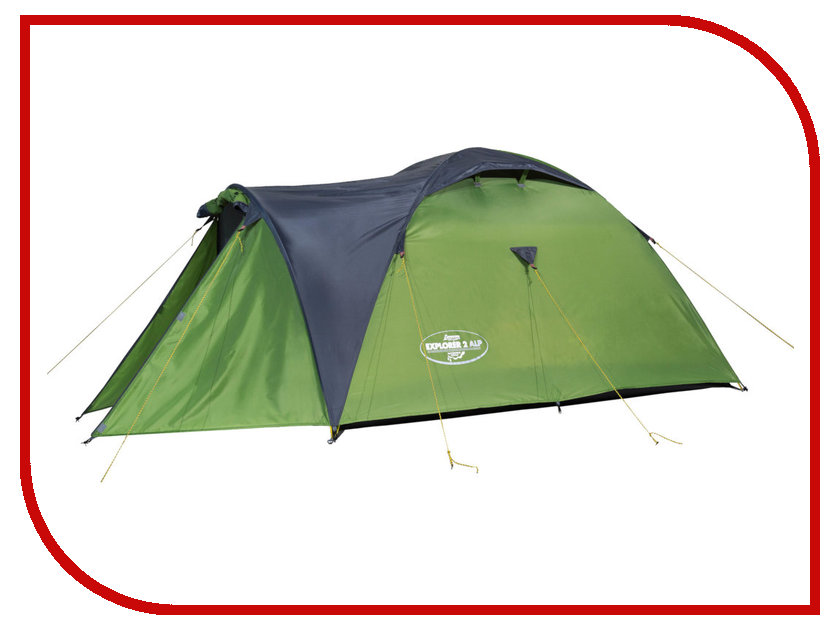 Палатка Canadian Camper Explorer 2 AL Green