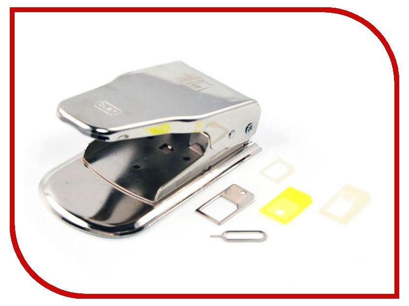 Аксессуар Liberty Project SM000292 - прибор для обрезания SIM карт 2 в 1 MicroSIM / NanoSIM Cutter