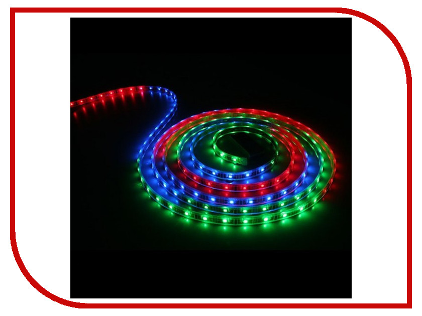 Светодиодная лента Camelion SLW-3528-60-C99 5m IP65 RGB