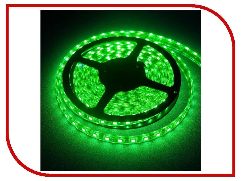 Светодиодная лента Camelion SLW-5050-30-C05 5m IP65 Green